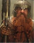 John Rhys-Davies (Lord of the Rings) - Genuine Signed Autograph 7718